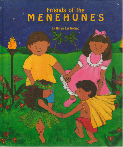 Image for Friends Of The Menehunes