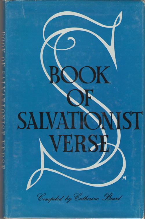 Book Of Salvationist Verse, Baird, Catherine (compiler)