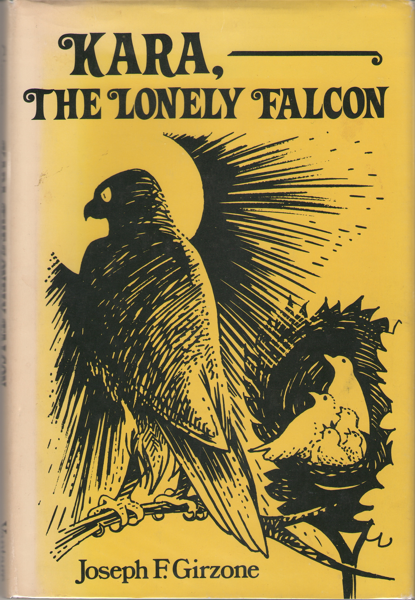 Kara, The Lonely Falcon, Girzone, Joseph F.