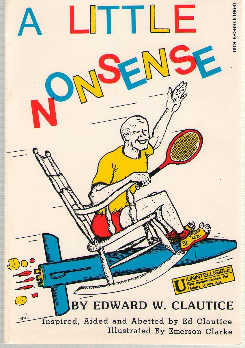 A Little Nonsense, Clautice, Edward W.