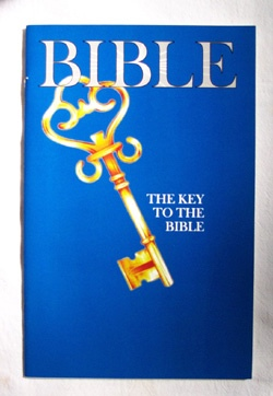 The Key To The Bible , Katz, Gary E.