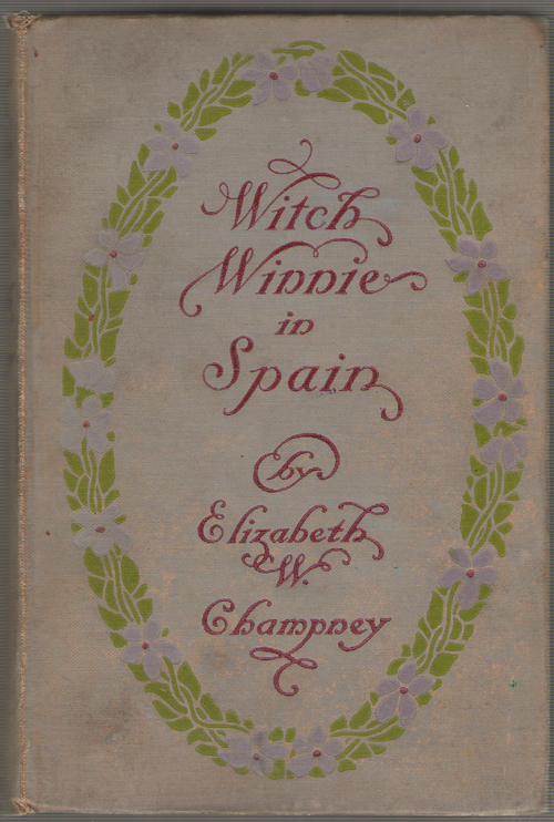 Image for Witch Winnie In Spain