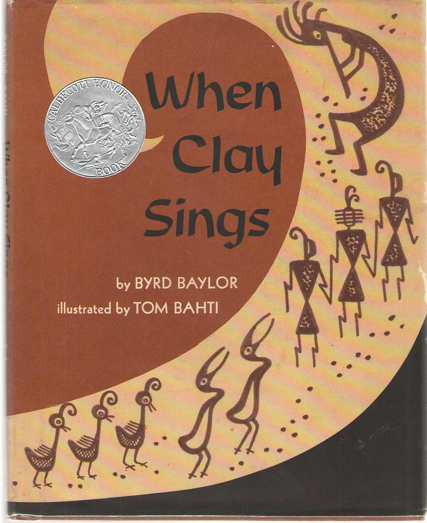 Image for When Clay Sings