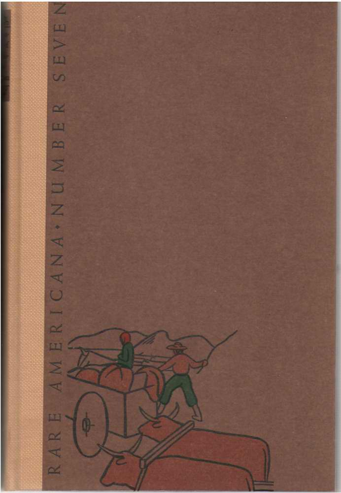 """Narrative Of Nicholas """"Cheyenne"""" Dawson  (Overland to California in '41 & '49 and Texas in '51), No Author Noted"""