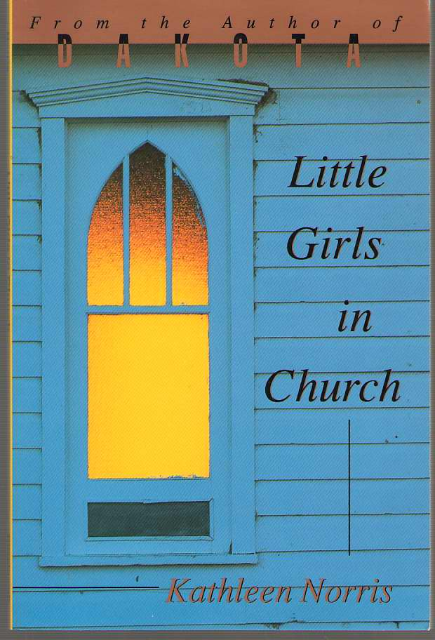 Little Girls in Church , Norris, Kathleen