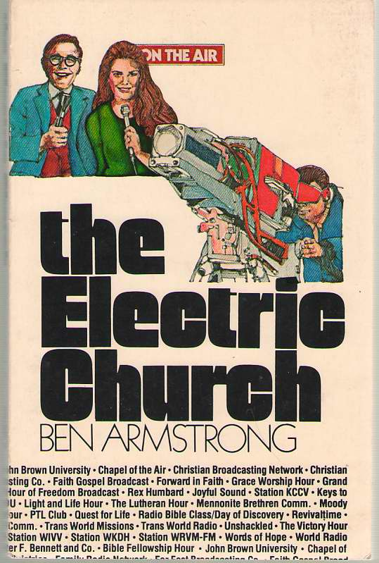 The Electric Church, Armstrong, Ben