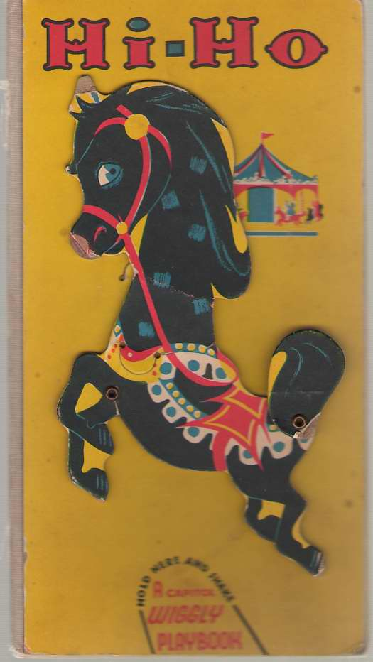 Hi-ho, The Merry-go-round Horse , Porter