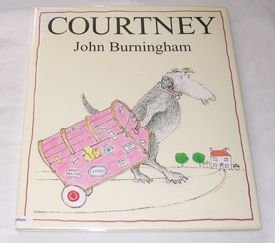Courtney, Burningham, John