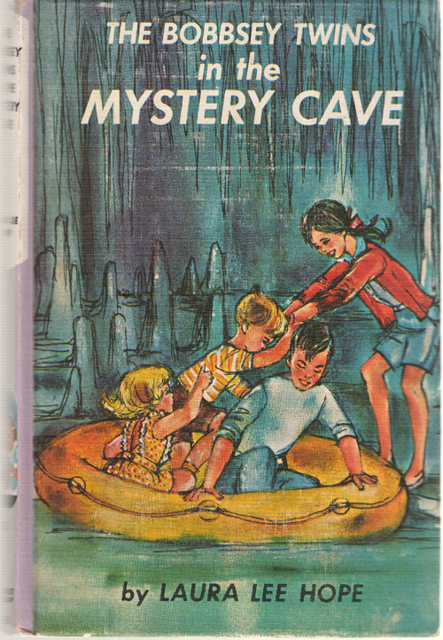 The Bobbsey Twins In The Mystery Cave, Hope, Laura Lee; Dunn, June (Ghost Writer)
